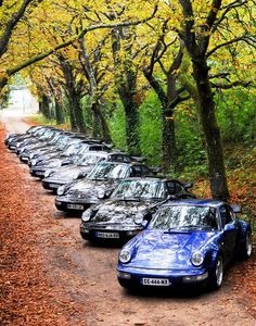 Porsche 964 heaven