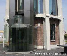 Pve facilities pneumatic vacuum elevators llc pve for Casa moderna hlandia
