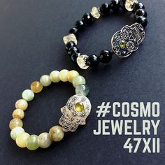 New project of 47.XII. Astrologie & Stones. Individual Bracelets - Talismans.