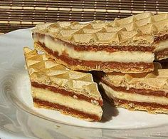 My Recipes, Sweet Recipes, Cookie Recipes, Dessert Recipes, Croation Recipes, European Dishes, Serbian Recipes, Serbian Food, Desserts With Biscuits