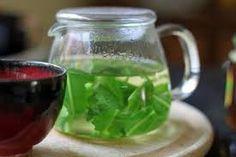dandelion tea water retention