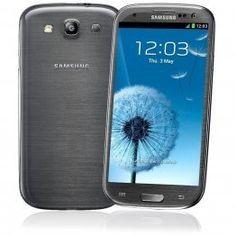 Amazon.com: Samsung I8190 Galaxy SIII Mini S3 Factory Unlocked Android Smart Phone - Titanium Grey: Electronics