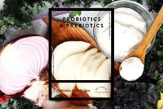 Wellness Encyclopedia: Probiotics vs. Prebiotics (And Why You Need Both)