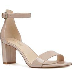 67ac2e075 Main Image - Nine West Pruce Ankle Strap Sandal (Women)