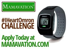 PAID #FITNESS OPP: @OmronFitness needs 25 bloggers for #Mamavation Running Challenge. Apply here,http://bit.ly/13uETt2  #iheartOmron