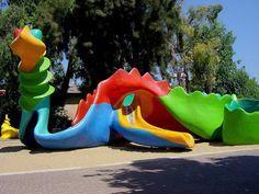 Herzl Park, Holon, Israel