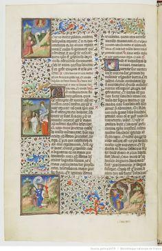 Bréviaire de Salisbury, fait pour le duc de Bedford. | Gallica