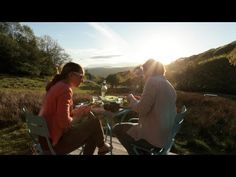 Absolutely beautiful, two-minute adventure from Sawday's Canopy & Stars, UK
