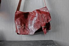 #Kibisis #leather #bag  - hand stitched hand cut - made in #italy by kibisis