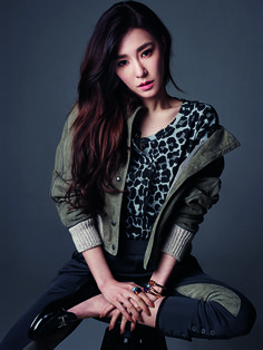 Tiffany for PIN Prestige Magazine the April issue - OMONA THEY DIDN'T! Endless charms, endless possibilities ♥