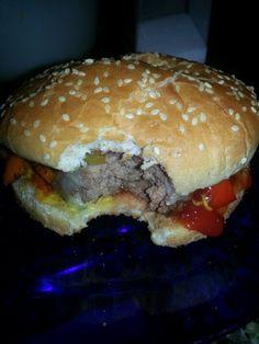 Bite me burger!