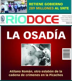 portada Ríodoce 612