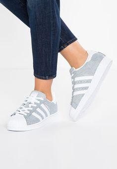 8addfa0b7787d ... Tilaa ilman lähetyskuluja adidas Originals SUPERSTAR - Matalavartiset  tennarit - clear onix white   87