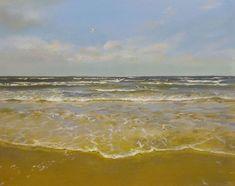 Baltijas jūra. Bernāti. Lieli viļņi