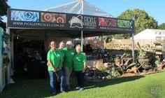 The Fickle Prickles team at the Perth Garden Festival Festival 2017, Perth, Garden, Garten, Lawn And Garden, Gardens, Gardening, Outdoor, Yard