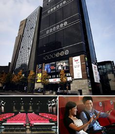 Forget 3D - watch movies in 4DX! State-of-the-art cinema in Seoul that uses FX including motion, light, scents, wind & fog to immerse the audience in the action