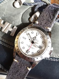 Rolex Explorer II 16570 Polar dial. '95