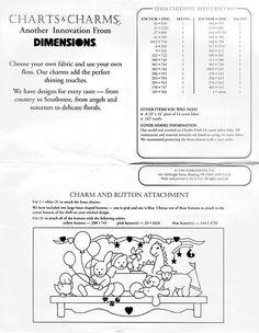 Solo Patrones Punto Cruz (pág. 122) | Aprender manualidades es facilisimo.com