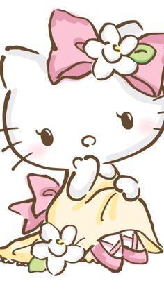 #Hello kitty…