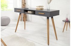 Bureau Design, Sofas, Ikea, Elegante Designs, Design Moderne, Office Desk, Salons, Furniture, Home Decor