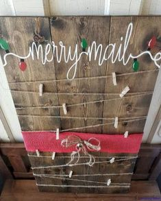 Awesome DIY Christmas Decorations Ideas 05