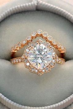 Best 29 STUNNING BRIDAL RINGS (New Style)