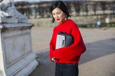 Paris fw day 6 | A Love is Blind - Paris Fashionweek day 6