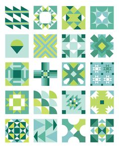 Twenty blocks. Ten of your favorite designers. Three sampler layouts. Join us for the Summer Sampler 2016 Block of the Week series! Katie of Swim, Bike, Quilt,