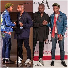 Pharrell-Williams-Wears-Chanel-Black-Leather-Lace-Up-Logo-Oxford-Flats-as-he-recieves-the-2015-CFDA-Fashion-Award-22 jun15