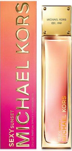 Michael Kors Sexy Sunset Eau de Parfum, 3.4 oz #michaelkors #watchmichaelkors #watches
