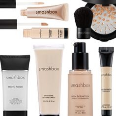 Every girl needs some Smashbox to make skin look and feel smooth, even and glowing!
