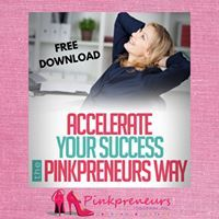 Pinkpreneurs creates virtual and in person opportunities for entrepreneurial women to collaborate and build relationship to succeed and prosper in business. Collaboration, Encouragement, Success, Relationship, Education, Sayings, Business, Free, Image