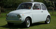 1965 FIAT 500 Saloon  Chassis no. 110F0946758