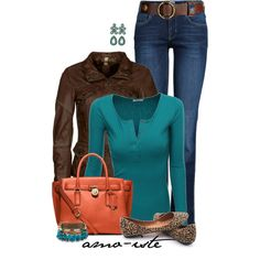 A fashion look from September 2014 featuring Doublju t-shirts, Milestone jackets and ONLY jeans. Browse and shop related looks.