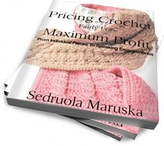 Pricing Crochet Items for Sale