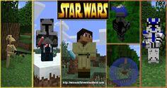StarWars Mod Minecraft 1.5.2/1.5.1/1.4.7