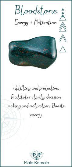 Bloodstone crystal healing