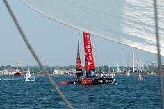 #ACWSNewport #Newport #sailing