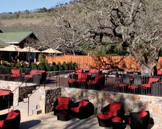 deck of Mumm Winery on the Silverado Trail in Napa Valley.  Like I said, Cheryl and I truly enjoyed this beautiful winery.