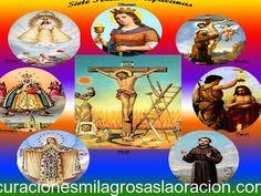 Oración las 7 potencias para prosperidad Material y florecimiento de los Negocios