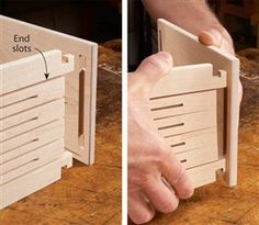CNC Spring Joint Box - RandyJohnson - American Woodworker