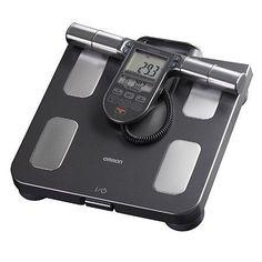 Omron HBF514 - Full Body Sensor Body Composition Monitor Scale