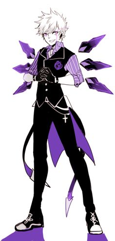 Add-1st Job<--- Lunatic Psyker looks dashing in his new outfit~