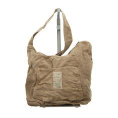 NEU: Natural World Handtaschen Bolso4Enzimatico - B6E-621 - beige enzimatico -
