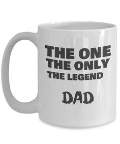 Front Dad Birthday, Birthday Gifts, Dad Mug, Coffee Mugs, Dads, Father Birthday, Birthday Presents, Fathers, Daddy Birthday