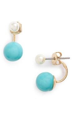 BP. Drop Back Earrings available at #Nordstrom