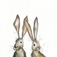 'Heidi and Hilary' sketchbook image
