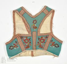 Folk Costume, Costumes, Wool Embroidery, Traditional Outfits, Character Inspiration, Vikings, Norway, Vest, Beige