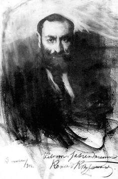 File:Konrad krzyzanowski, feliks jasienski portrait, 1901.jpg ...