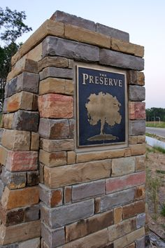 Custom plaques from Bear Creek Bronze will make your subdivision or own residential entrance gleam with class and integrity!